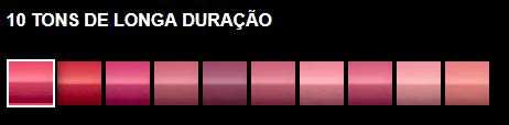 Cores brasil